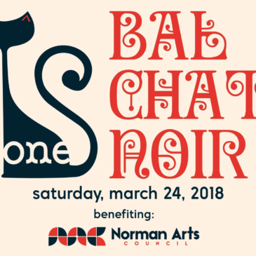 Reading Poetry at one: Bal Chat Noir
